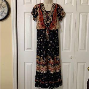 Carole Little M/L vintage dress